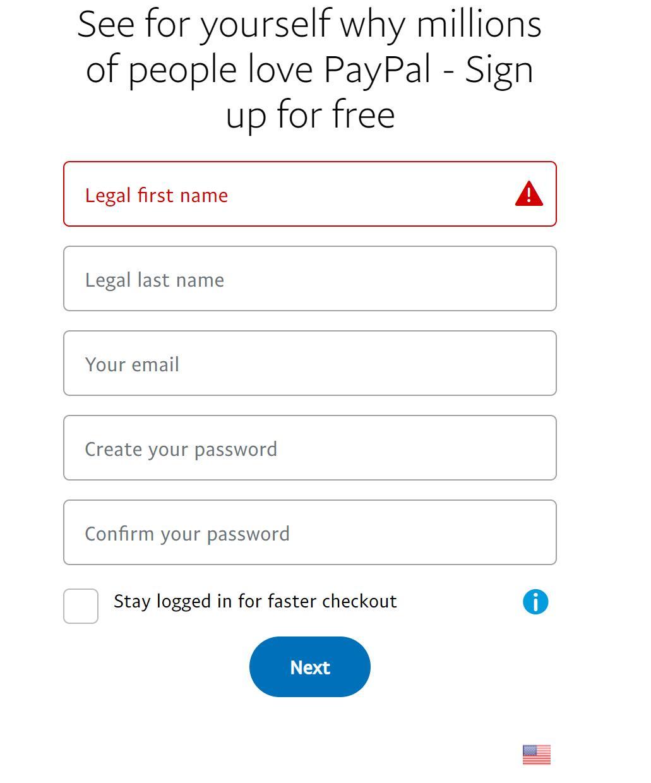 2019年最新paypal免手续费的方法插图(2)