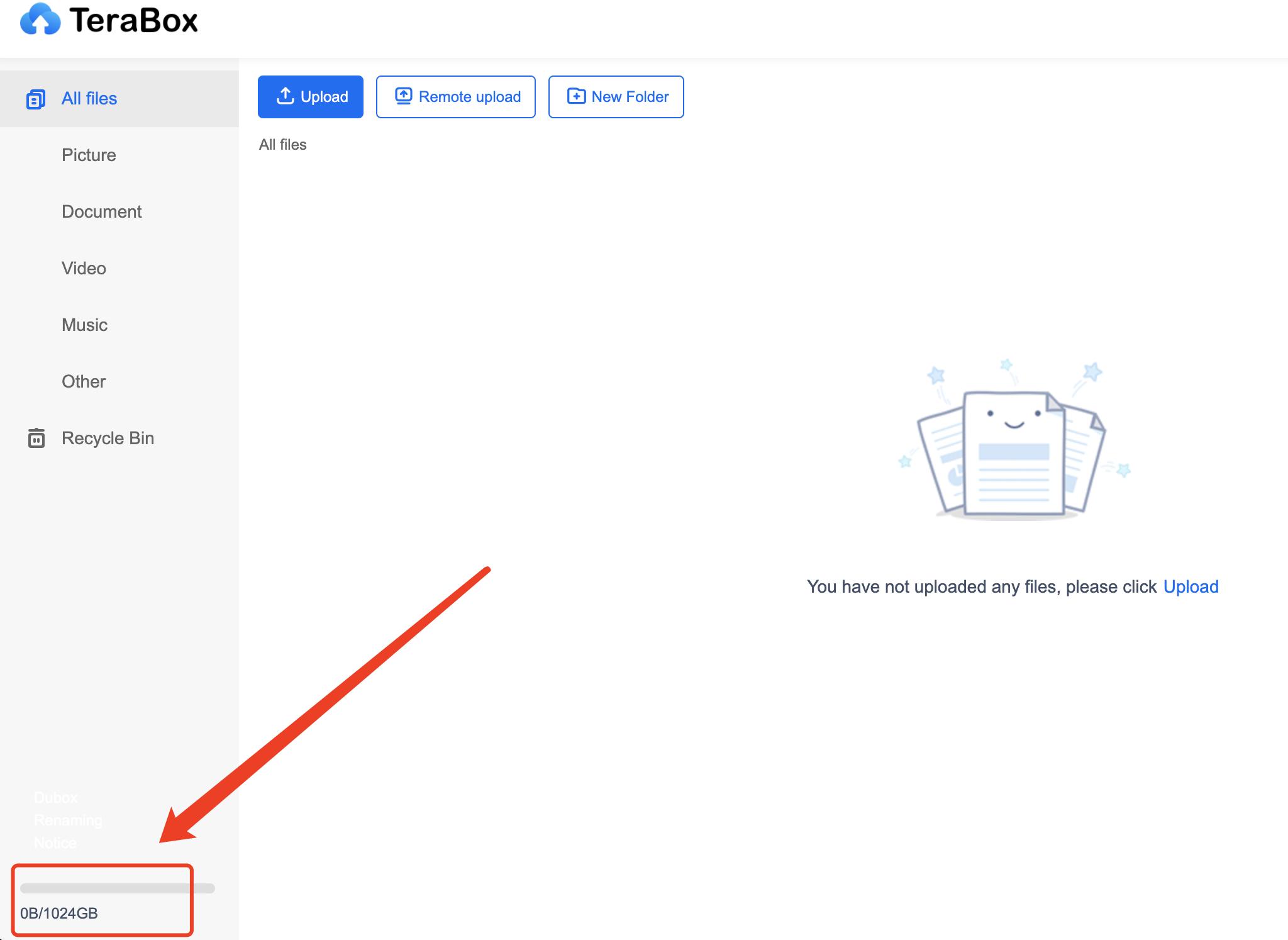 免费撸百度网盘海外版【TeraBox】,号称不限速,附带地址插图(1)